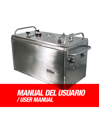 Manual del usuario BP30