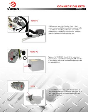 Kits de conexión
