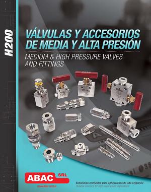 Componentes y sist. de alta presión