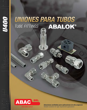 Uniones para tubos